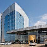Бизнес-центр «Lexus» г. Красноярск